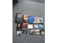 Queen. Books, DVDs and CDs - offers.