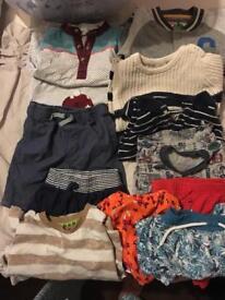 Baby boys 12-24 months bundle