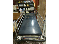 Medical Examination Care Home Physio Hospital Patient Trolley Bed