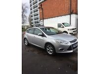 2011 Ford Focus tdci 115bhp 6 speed dab radio hpi clear timing belt changed px fr st bmw MPs range