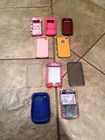 Cell phone/iPod cases