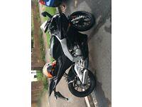 Aprilia RS4 50cc Black