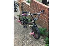 Unisex BMX bike