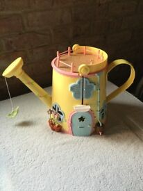 Fifi Deluxe Watering Can Cottage with Figures