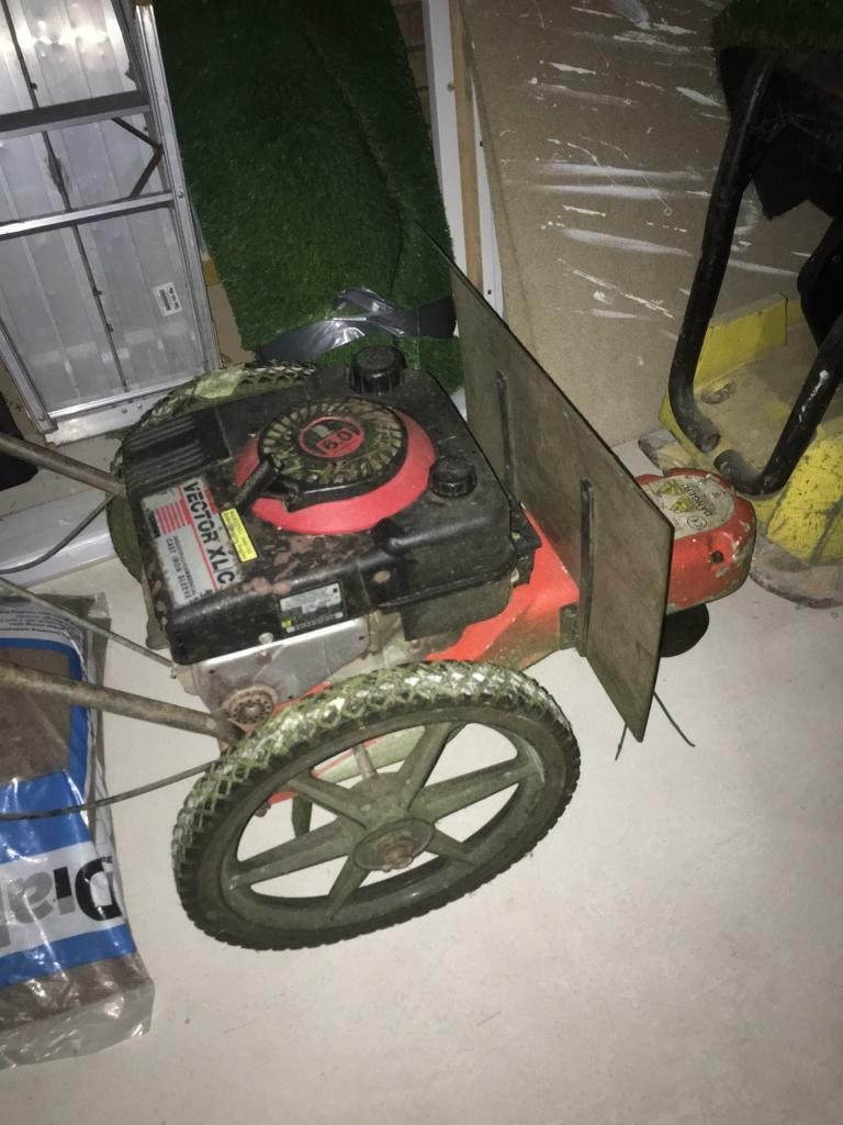 DR Strimmer heavy duty unleaded sold sold sold
