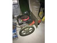DR Strimmer heavy duty unleaded