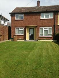 Large 2 Bed House looking for 3 bed house.