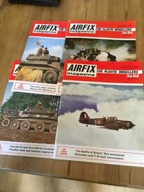 AIRFIX collectable Magazines from 1964