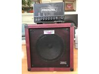 Frenzel FM 5E3 Deluxe Plus Valve Guitar Amp