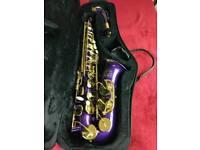 Saxophone trevor James classic