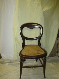 1930's dining room hall chair