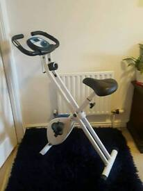 Davina foldable magnetic exercise bike