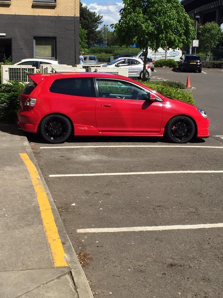 Honda Civic Type r ep3 k20