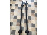 Thule Roof Bars Audi A4 2008 Onwards
