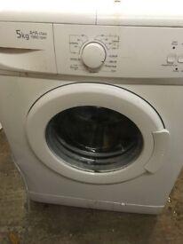 Used 5kg washing machine