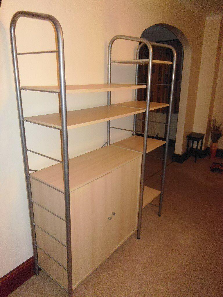 Cupboard & Shelf Unit