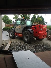 Telescopic driver looking for work