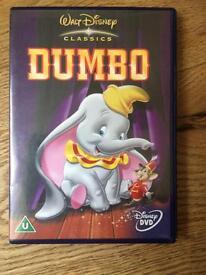 Disney DVD- dumbo