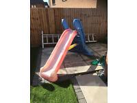 Little ticked slide