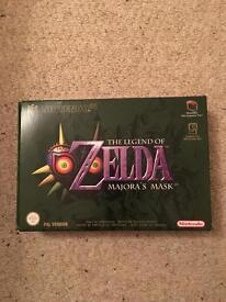 Zelda, Majora's Mask