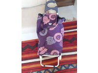 Hoppa Shopping Trolley, used once