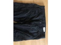 Men's denim co jeans Size 34x30 black