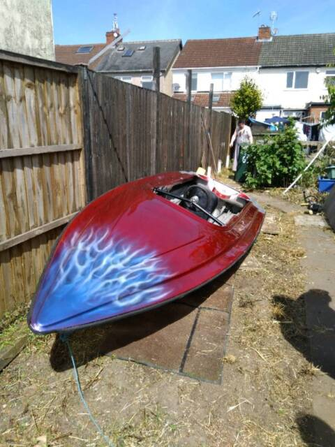 Racing Speed Boat 15ft Hull In Coventry West Midlands Gumtree