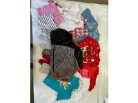 Bundle of clothes for 7 years old girls