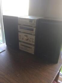 Technics HD81 Stacking Hi-Fi system