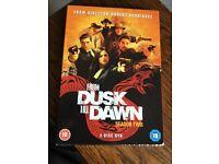 From Dusk to Dawn Season 2 - 3 disc Dvd