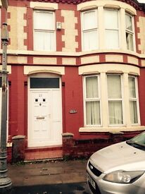 3 bedroom house for rent Old swan area £580 a month deposit and guarantor required