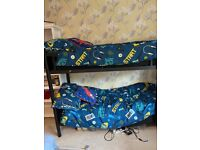 Single bunk bed for sale