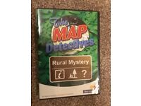 The MAP Dectectives PC CD-ROM