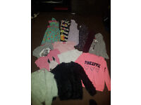 Bundle of Girls Clothes 7/8