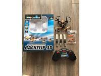 Revel Control Backflip 3D Stunt Quadcopter Drone