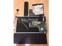 HP G6 Core i5 Motherboard / 15.6 LED / Keyboard / Battery / CD:ROM/ All Cables / Screws