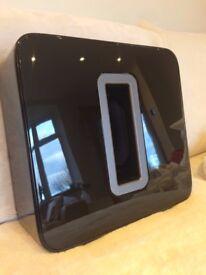 Sonos Subwoofer (Black/Boxed)