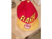 Flash DC Comics New Era Smapback Baseball Cap