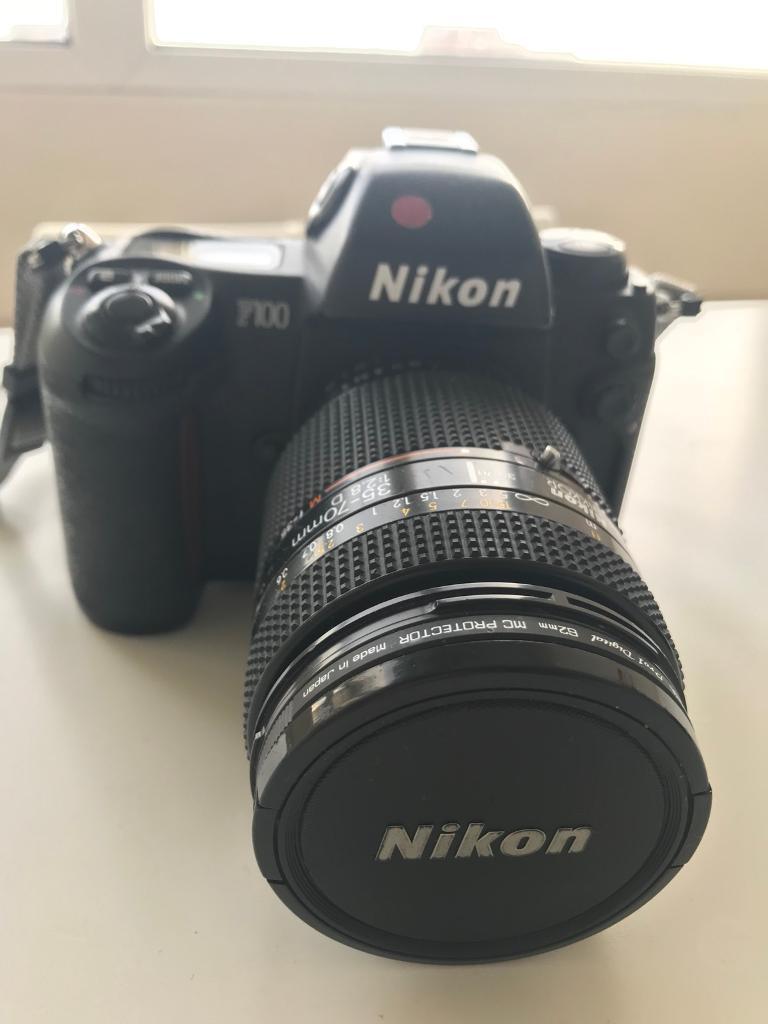 Nikon F-100 For Sale - PERFECT Condition