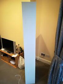 6 level bookshelves, good condition, £30