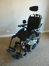 Sunrise Quickie Salsa Electric Wheelchair
