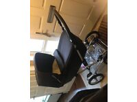 Beautiful silver cross pram for sale 2in1 from birth to toddler excellent condition