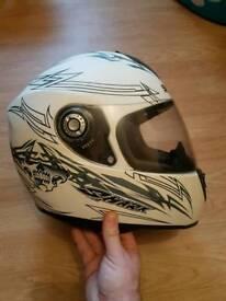Shark rsi titan helmet