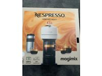 Nespresso Vertuo Magimix Coffee machine