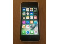 iPhone 5c 16gb unlocked white excellent condition. CAN DELIVER