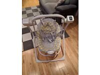 Graco Swing with chair