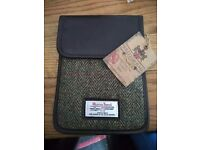 Harris Tweed I pad mini case brand new