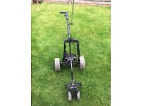 Powakaddy Golf Trolley - Fully Working