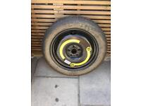 Brand New spare tyre for Volkswagen or Audi Q3