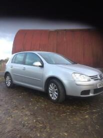 2008 vw golf 1.9 tdi very little damage ( ford renault seat Audi BMW Volkswagen)